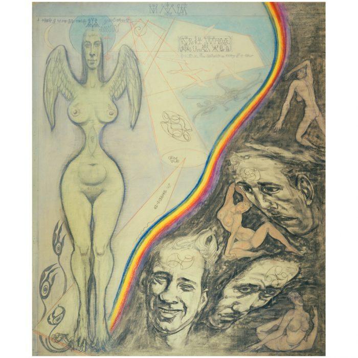 Man Is A Bundle Of Ids by Austin Osman Spare