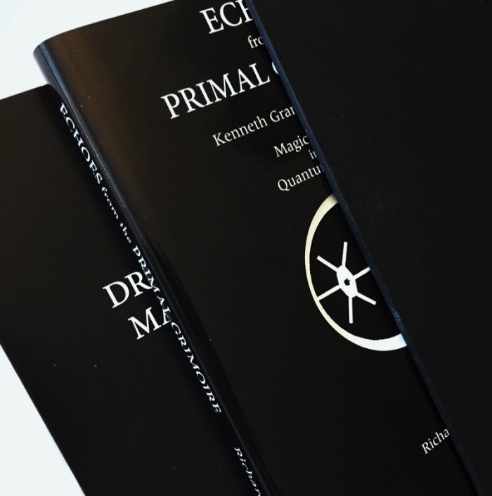Echoes from the Primal Grimoire by Richard Ward DELUXE