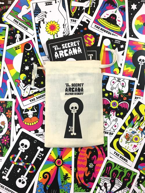 The Secret Arcana by Oliver Hibert